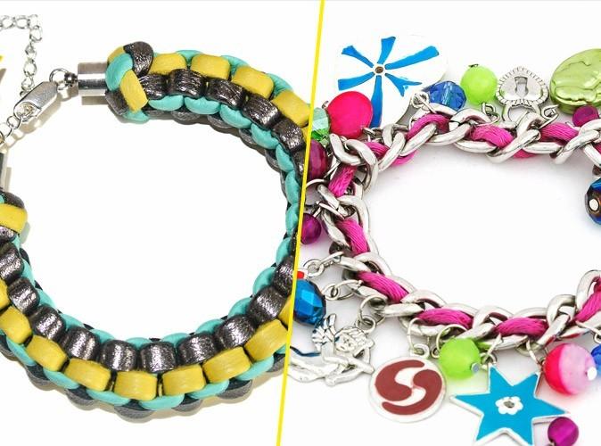 Mode : on dit oui au bracelet chaîne mais non au bracelet à breloques !