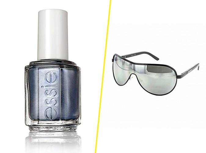 Mode: on dit oui aux ongles métallisés mais non aux lunettes masques!