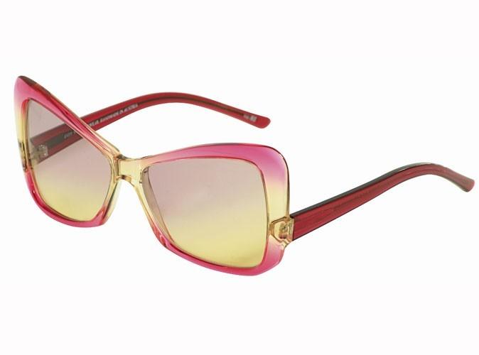 Mode : on en a plein la vue avec les lunettes papillon Andy Wolf !
