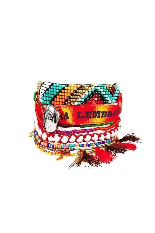 Bracelet Pampa, Hipanema 65 €