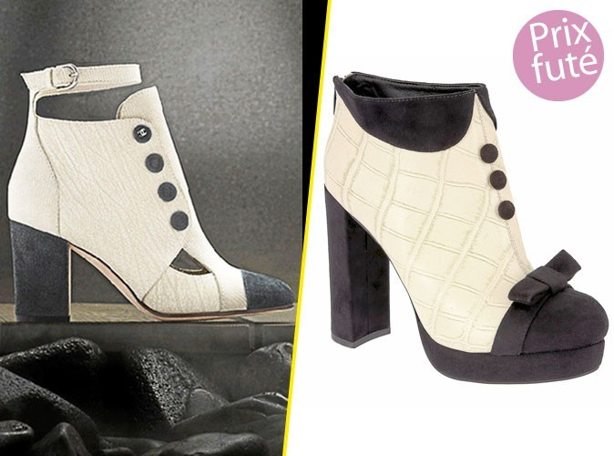 Mode : où shopper les bottines Chanel en moins cher ?