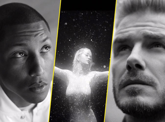 Mode : Pharrell Williams, Rita Ora, David Beckham : réunis dans la nouvelle pub Adidas !