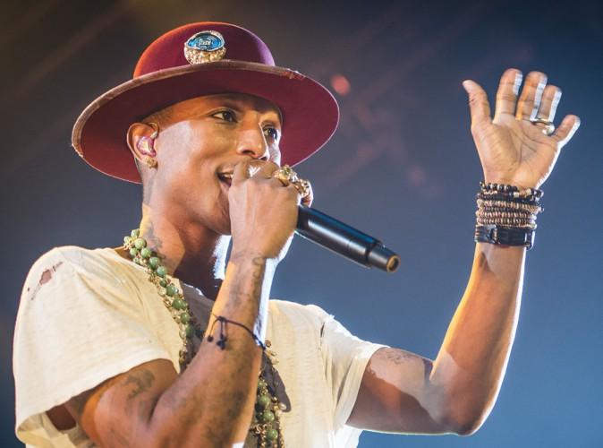 Mode : Pharrell Williams, star de la boutique Colette !