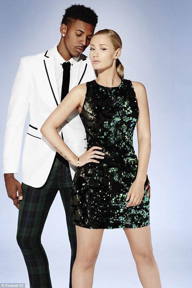 Mode : Photos : Iggy Azalea et Nick Young : deux amoureux pour Forever 21!
