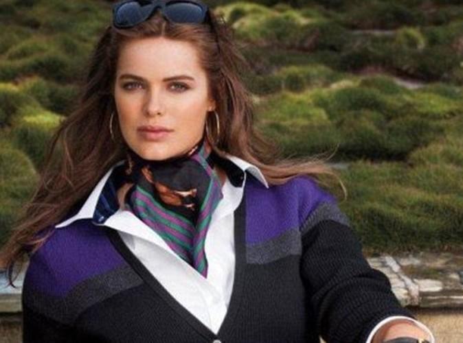 Mode: Ralph Lauren: une nouvelle campagne en formeavec Robyn Lawley!