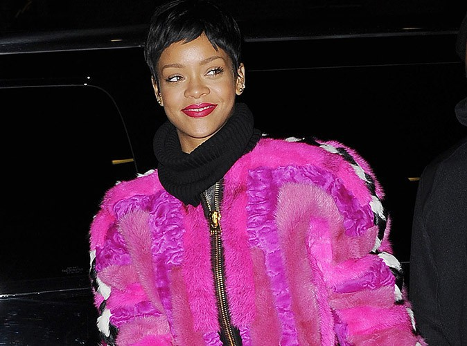 Mode : Rihanna : elle transforme 3 chambres en garde-robes !