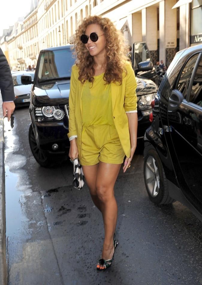 Beyoncé à Paris !