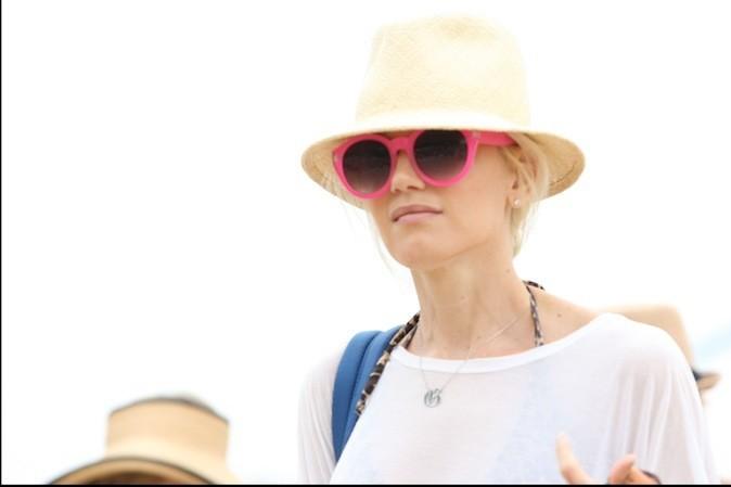 Gwen Stefani en mode flashy !