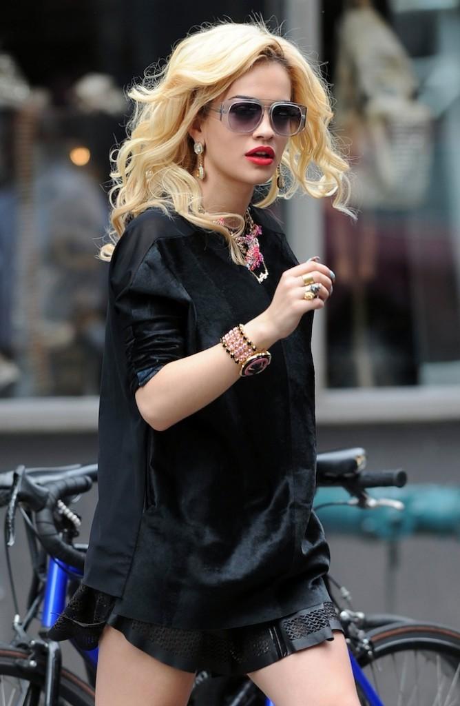 Rita Ora, la chanteuse qui monte !