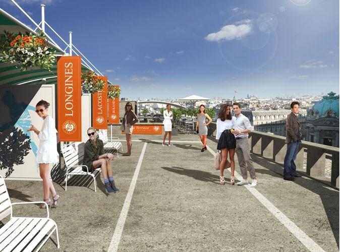 Mode : Roland-Garros s'invite aux Galeries Lafayette !