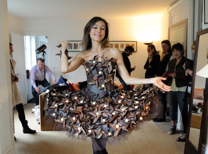 Les coulisses exclusives du défilé du Salon du chocolat !