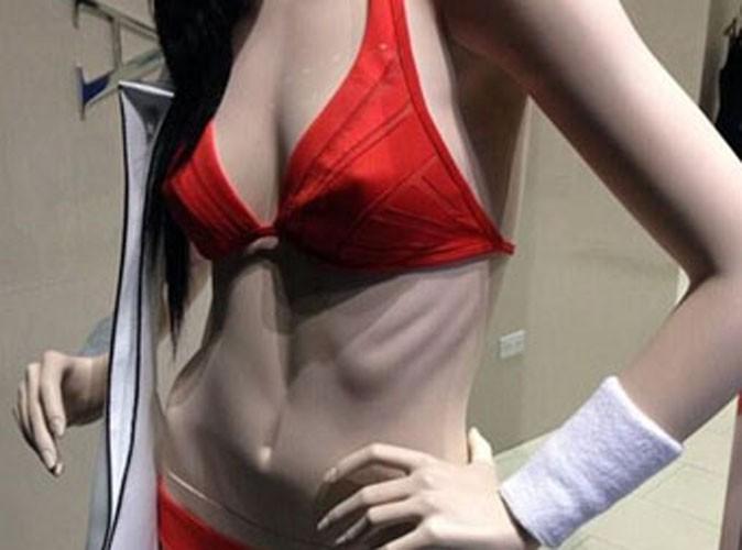 Mode : scandale dans une vitrine de la marque de lingerie La Perla !