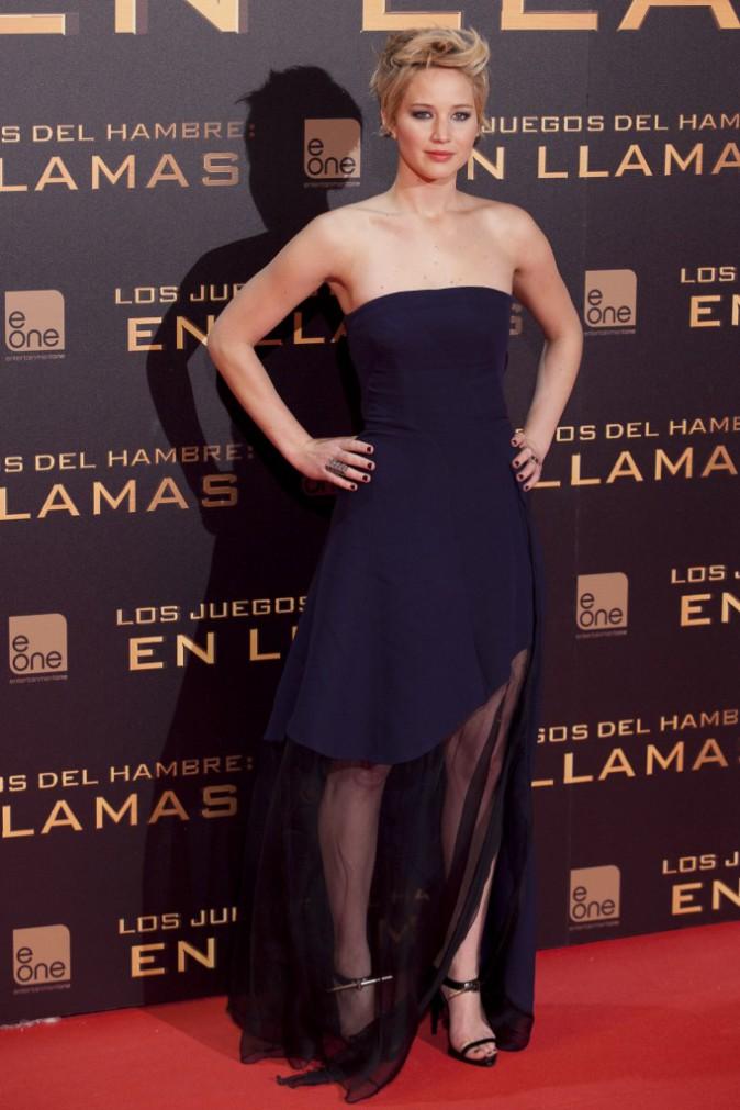 Jennifer Lawrence : la transparence