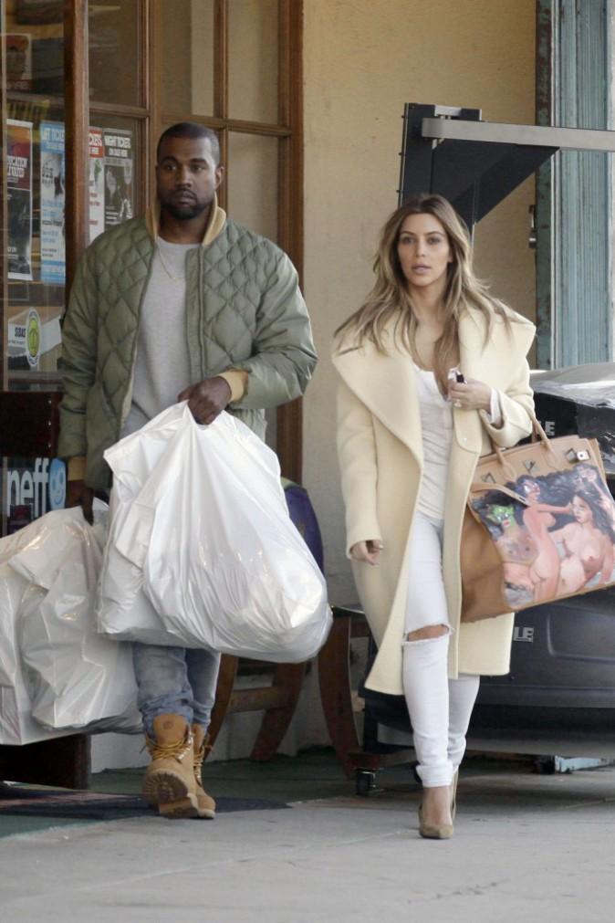 Kim Kardashian : l'arty