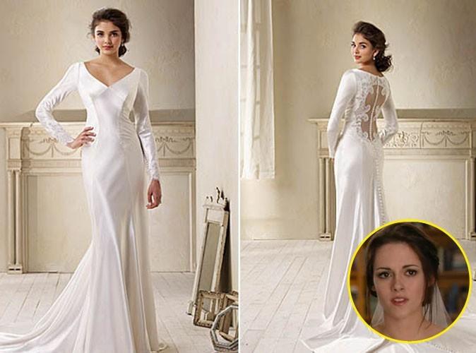 Mode spécial Twilight : mariez-vous dans la robe de Bella !