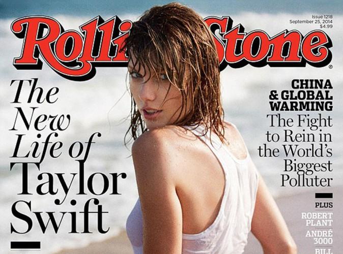 Mode : Taylor Swift : charmeuse pour la Une de Rolling Stone, elle explique son célibat depuis Harry Styles !