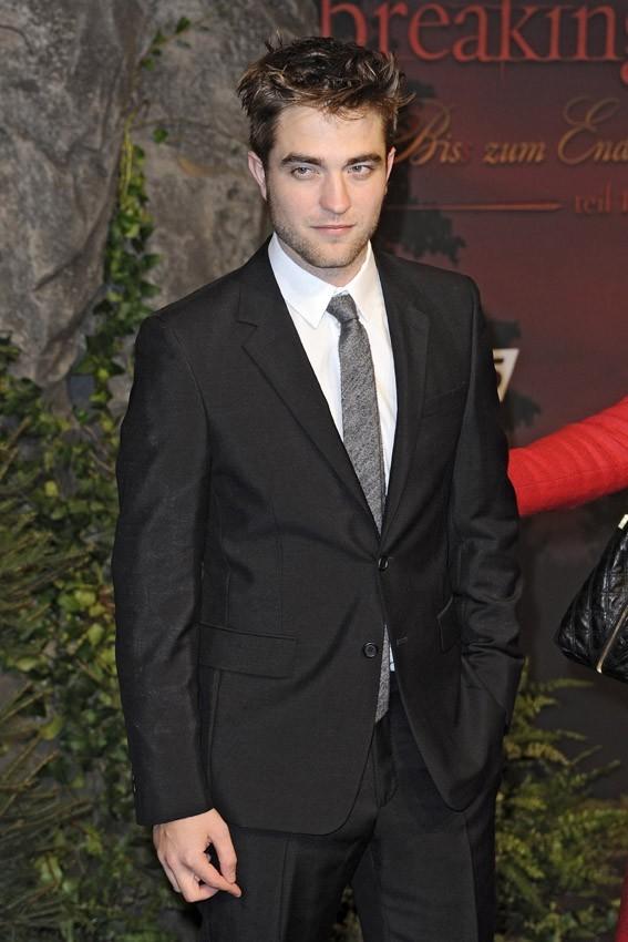 12- Robert Pattinson
