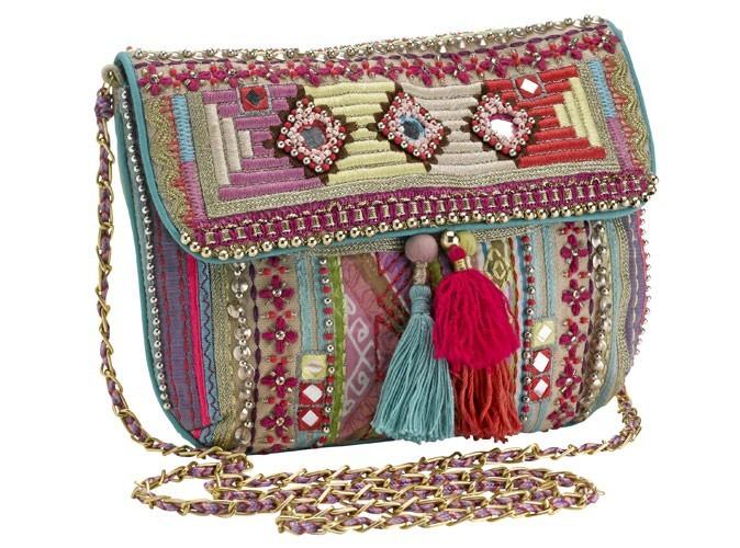 Mode : un sac à main folk chez Accessorize