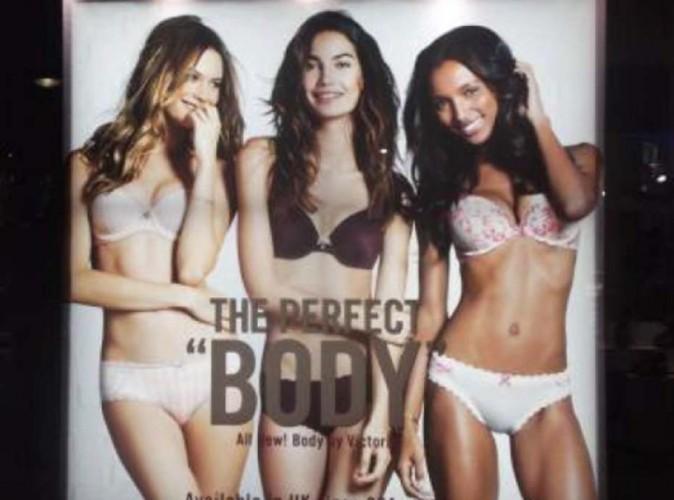 Mode : Behati Prinsloo, Lily Aldridge et Jasmin Tookes : elles font scandale pour la nouvelle campagne Victoria's Secret !