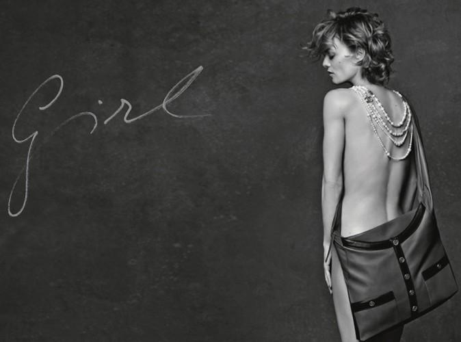 Mode : Vanessa Paradis : Elle pose complètement nue pour Chanel !