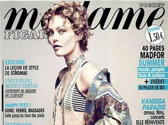 Mode : Vanessa Paradis : une vision de Paradis pour Madame Figaro !