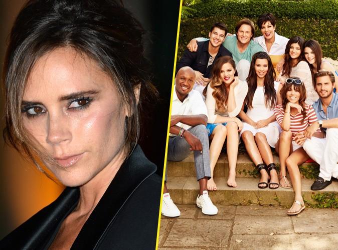 Mode: Victoria Beckham imite la famille Kardashian !