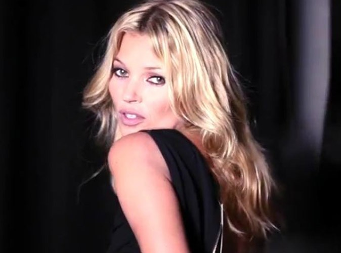 Mode : Vidéo : Kate Moss, blonde magnétique dans le making-of de la campagne Mango !
