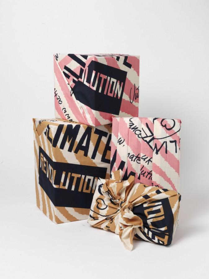 Les tissus crées par Vivienne Westwood pour Lush