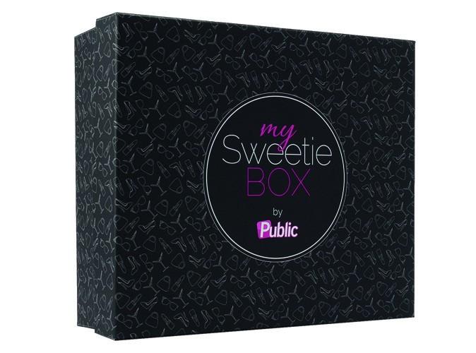 MySweetieBox by Public : découvrez les marques présentes dans la première box beauté !