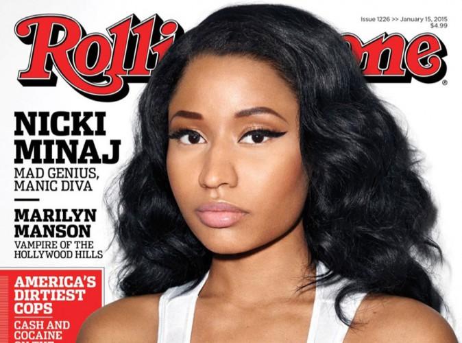 """Nicki Minaj : """"soft"""" et patriotique sous l'objectif de Terry Richardson !"""
