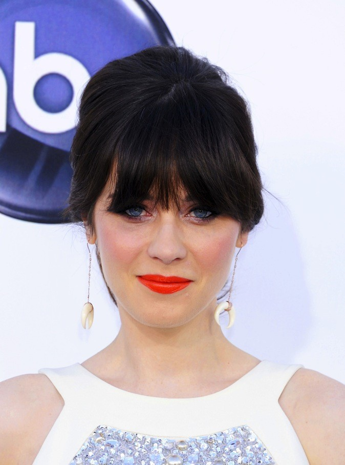 Zooey Deschanel : so sexy !