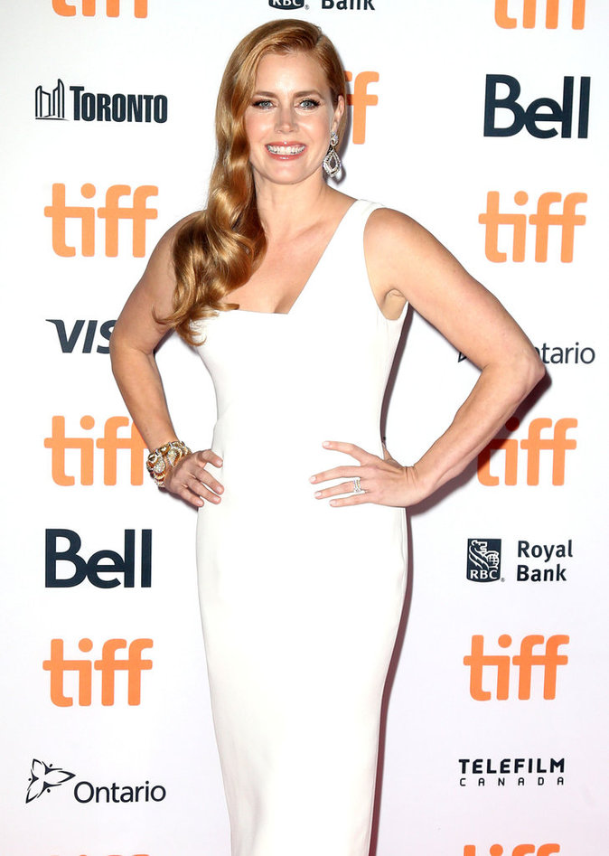 Amy Adams en Tom Ford