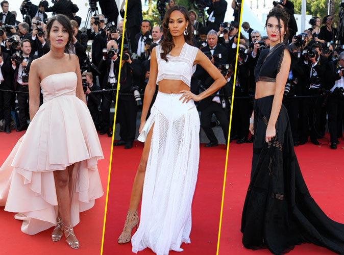 Photos : Flashback sur les 21 looks les plus canons du festival de Cannes 2015