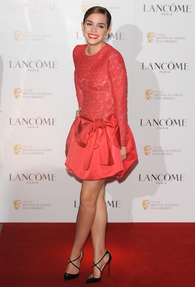 Elle a bien changé la petite Emma Watson !
