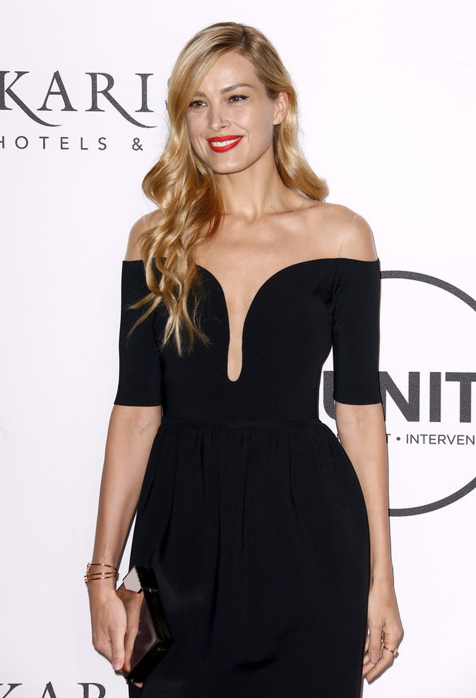 "Petra Nemcova à la soirée ""The Unitas Annual Gala Against Human Trafficking"""