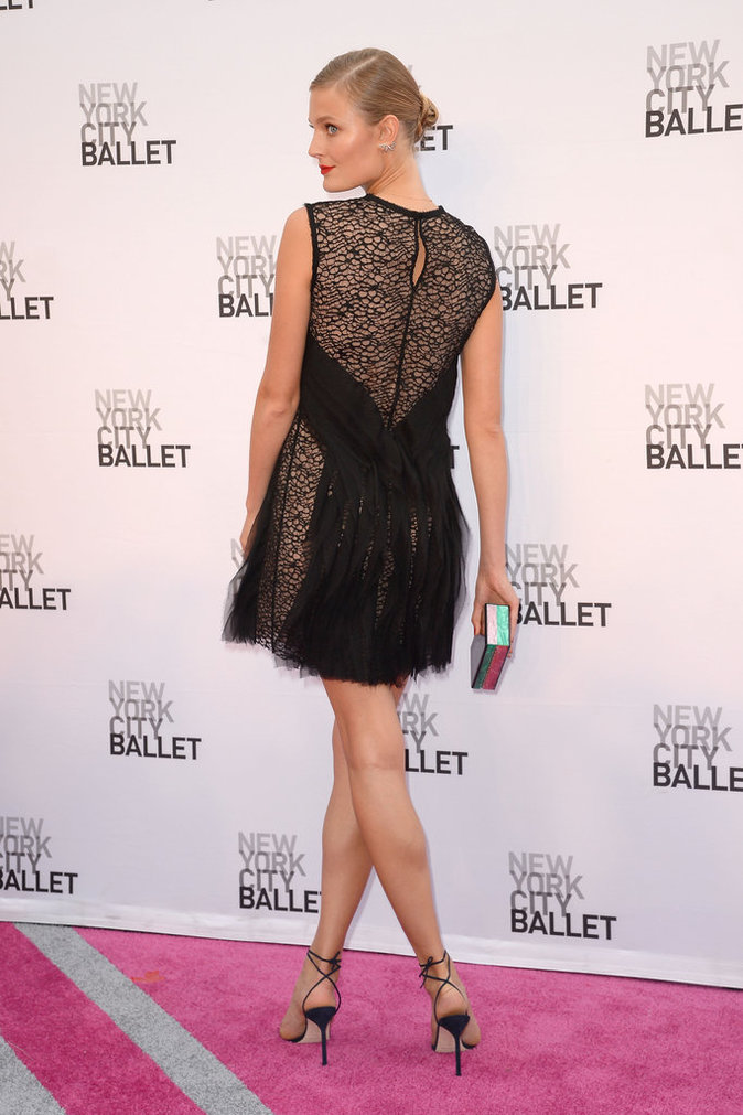 "Constance Jablonski en Jason Wu à la soirée du ""New York City Ballet 2016 Fall Gala"""