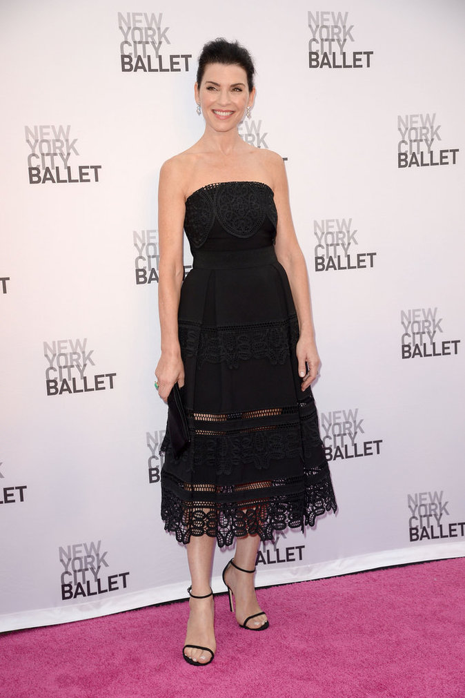 "Julianna Margulies en Jason Wu à la soirée du ""New York City Ballet 2016 Fall Gala"""