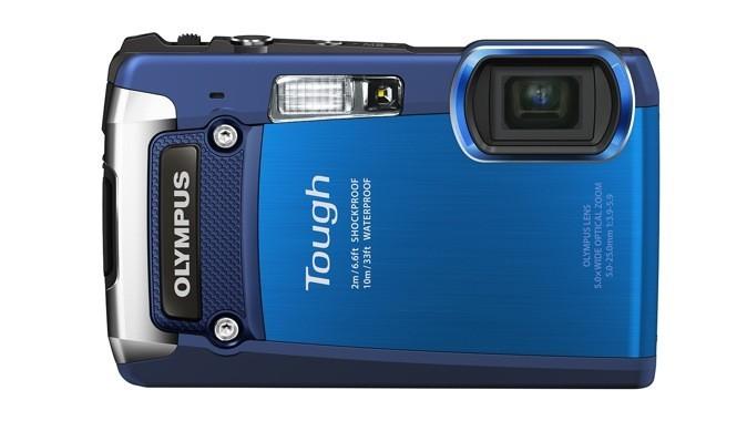 Appareil photo étanche pouvant prendre des photos sous l'eau. APN Olympus TG-820. Olympus. 330 €