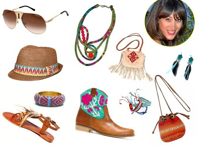 Accessoires printemps 2012 : la sélection ethnique de Marie-Adelaïde !