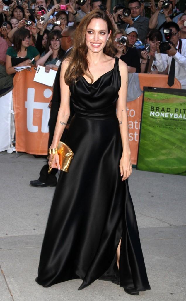 Angelina Jolie au Festival du film de Toronto !