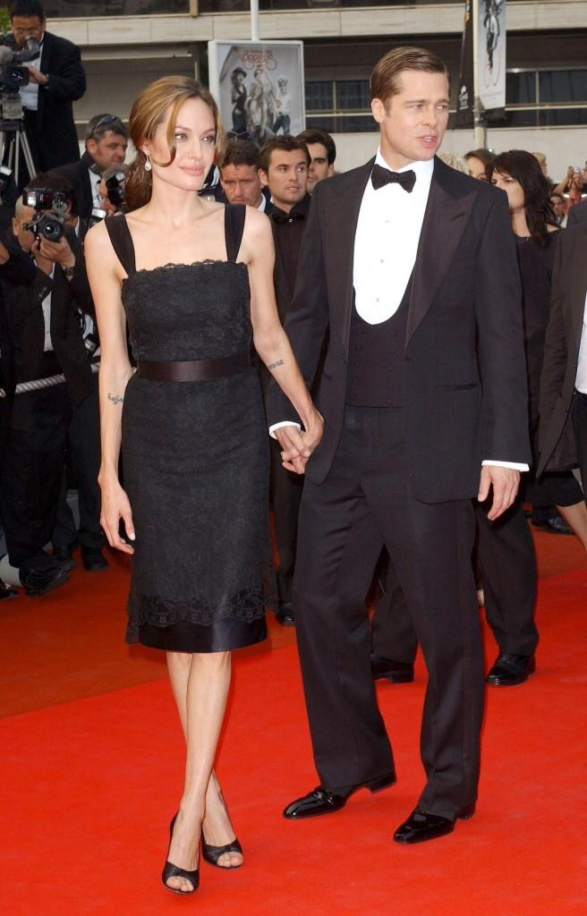 Angelina Jolie et Brad au 60ème Festival de Cannes !
