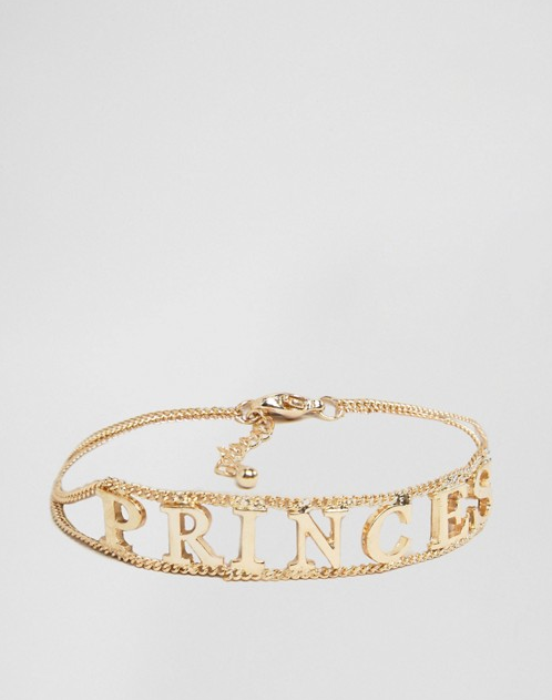 WAH LONDON x ASOS - Princess - Bracelet 10,99 €