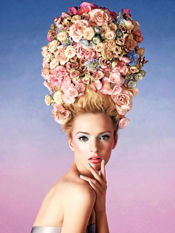 Dior : la campagne make-up printemps 2014 s'habille de couleurs printanières qui font trop envie !