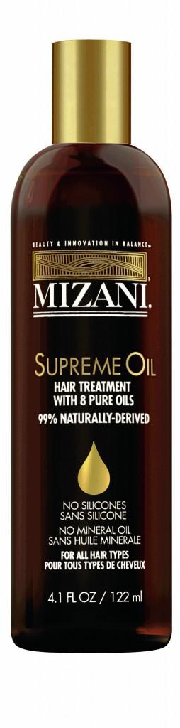Supreme Oil, dans les salons Mizani 24€