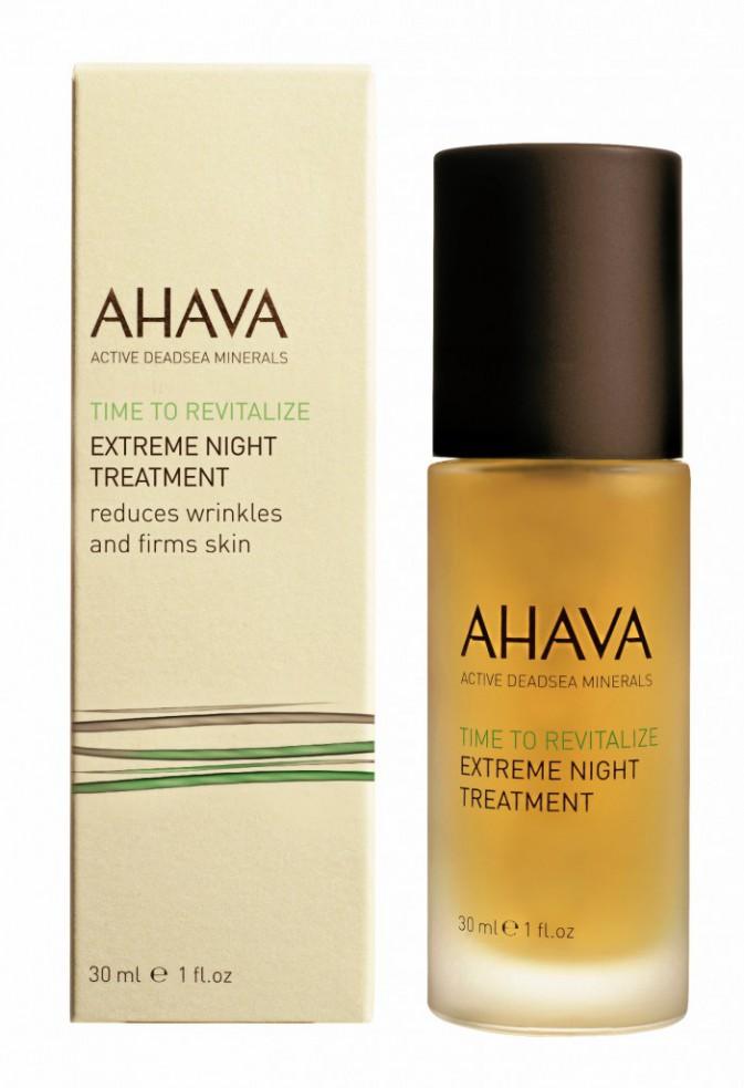 Soin de nuit Extrême, Time to Revitalize, Ahava 65,50 €