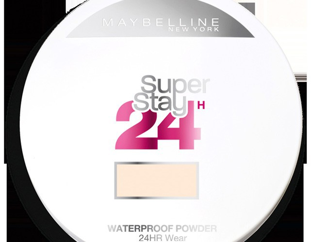 5. Poudre, Super Stay 24H, Gemey-Maybelline. 14,90 €.