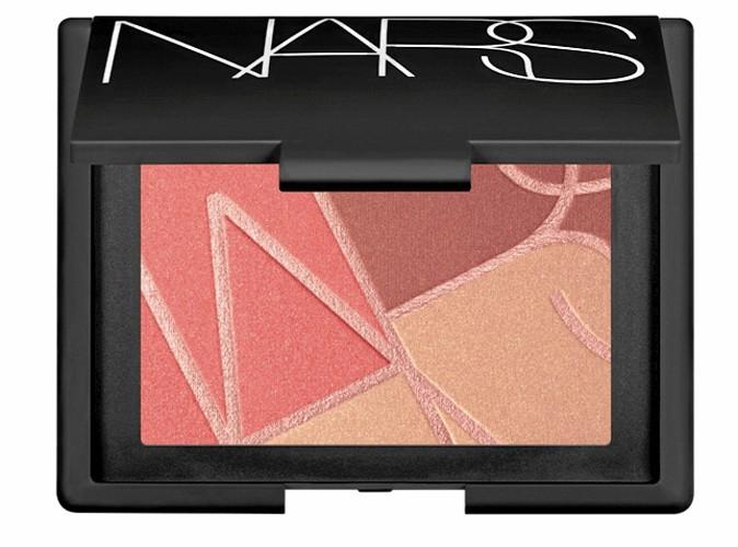 7. Palette blush, Realm of Senses, NARS, en exclu chez Sephora. 39 €.