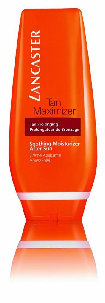 Bronzage longue durée Crème apaisante après-soleil prolongateur de bronzage, Tan maximizer, Lancaster 35 €