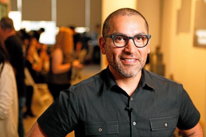 Allen Ruiz, directeur artistique Aveda
