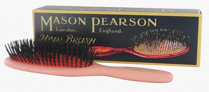 Brosse en poils de sanglier, Mason Pearson, au Bon Marché, 82€